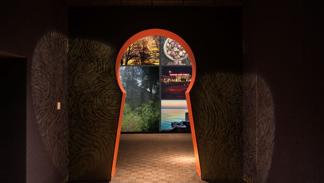 """Hidden Wisconsin"" is on display at the Milwaukee Public Museum through Jan. 8."