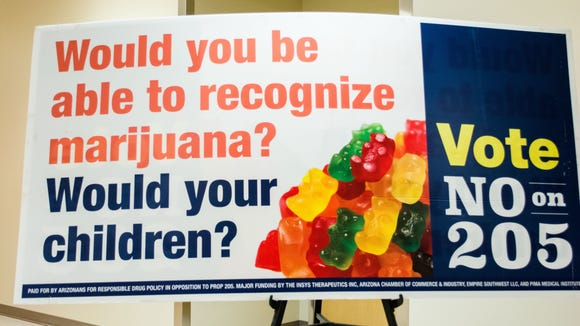 The No on Prop. 205 campaign was a classic case of death by a thousand cuts.