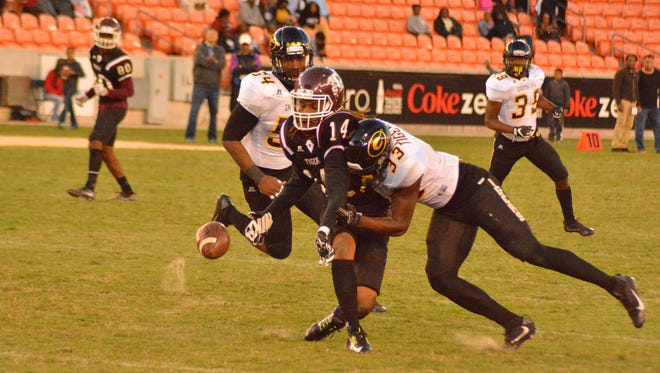 Grambling's defense shut out Texas Southern during the final two and a half quarters during Saturday's  47-28 victory.