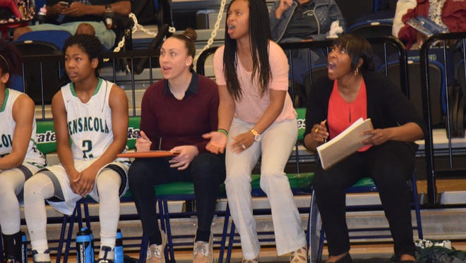 In her third season, Washington High grad and former star player Penny Jones has guided a Pensacola State College team on the verge of clinching the first winning season for the program in five years.