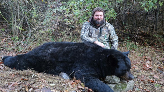 The Natural Resources Board on Wednesday approved a record 12,850 black bear kill permits for the 2017 Wisconsin hunting season.