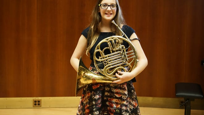 Alexandra DiGennaro, a student at Windsor Central School District, has been selected to perform at Carnegie Hall in June.