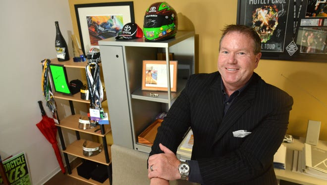 Darren Hickey specializes in insurance, including life insurance, for professional race car drivers.