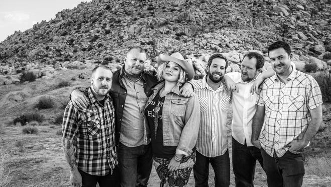 Don't miss Whiskey Gentry at Vinyl Music Hall Sunday at 7 p.m.