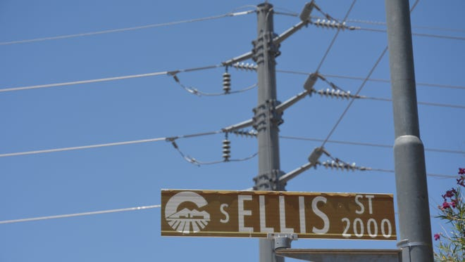 A proposed route along Ellis Road in Chandler has many residents upset and fighting back against the SRP project which would bring power to the Price Road Corridor.