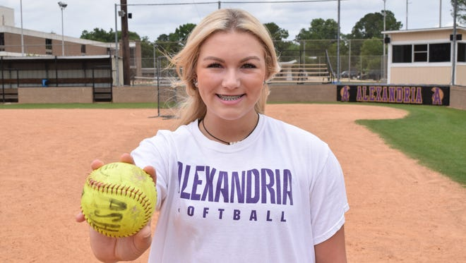 ASH's Briahna Bennett is the 2018 All-Cenla Most Valuable Player, repeating that honor from last season.