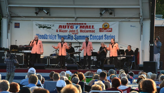 "On June 26, The Duprees kick off the ""Golden Oldies"" Monday portion of Woodbridge's free summer series of 54 concerts. Jazz, country, national acts, local bar bands and tribute acts also will be featured throughout the week all summer long."