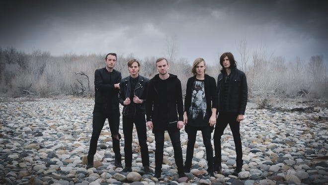 Righteous Vendetta rocks Vinyl Music Hall Monday.