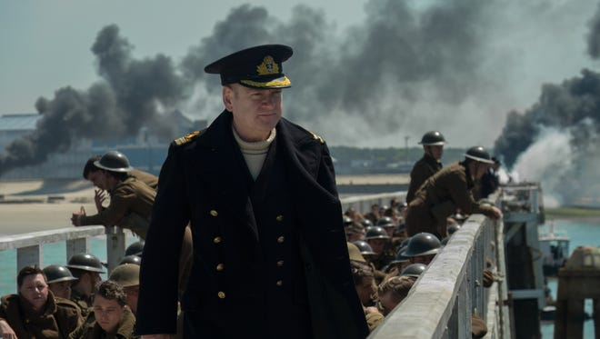 "Kenneth Branagh appears in ""Dunkirk."""