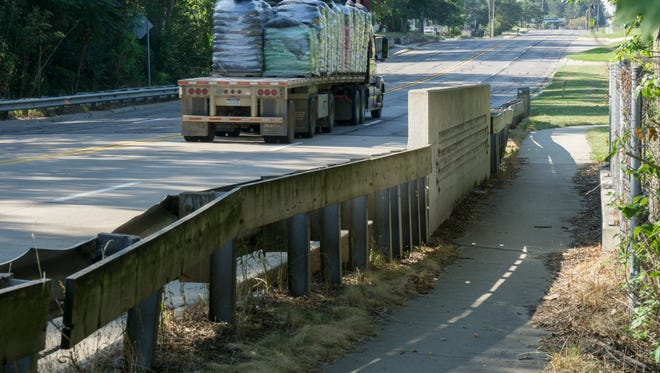 A maintenance project will soon begin on the Middlebelt Road bridge that spans the Rouge River north of 8 Mile Road.