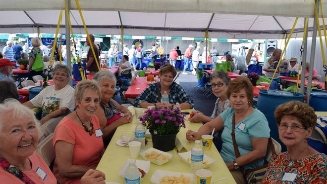 Tickets for the Kenton County senior picnic are on sale now.