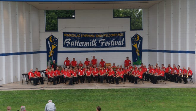 Buttermilk Creek Park hosts the annual Music Under the Stars concert series Monday nights in Fond du Lac.