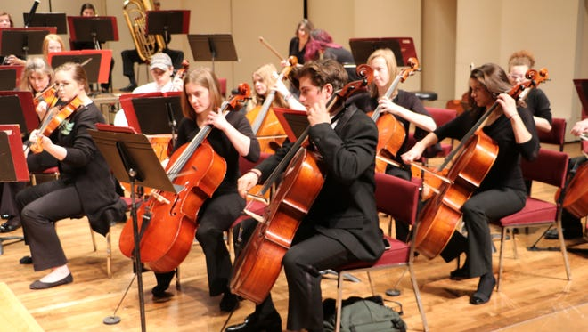 The Great Falls Symphony holds auditions for its Yout Orchestra and Sinfonia Sept. 6-7.