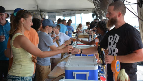 The WMGK Brew Blast pairs rock 'n' roll with craft