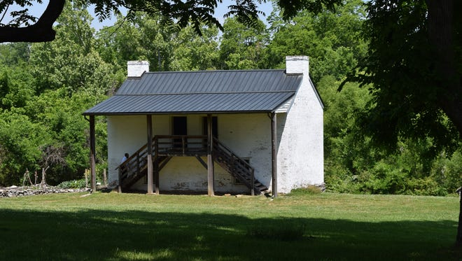 Slave quarters at Carnton are already part of an extended. The new house tour on slavery will focus solely on those enslaved by the McGavocks.