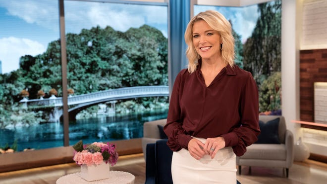 Former Fox News host Megyn Kelly prepares for her morning debut on NBC's 'Megyn Kelly Today.'
