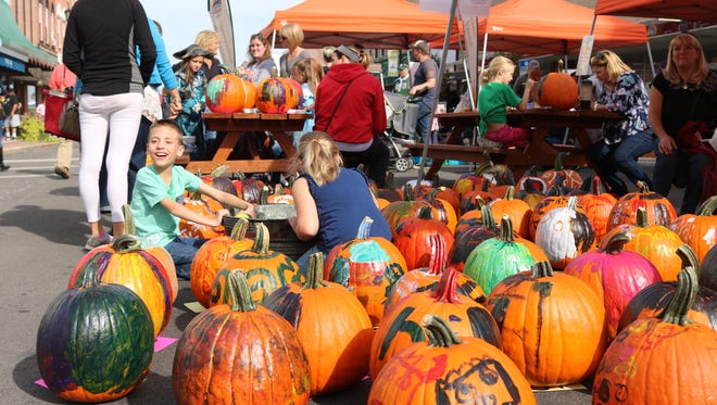 The Fremont Farmers Market will again feature Harvest Happenings this week.