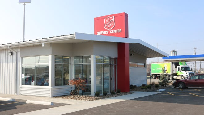 The local Salvation Army has just moved into its new Port Clinton service center, a former Ford dealership, making use of the extra room to coordinate programs throughout Ottawa County.