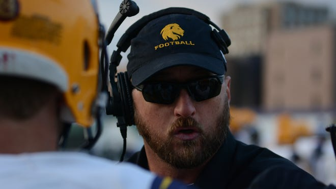 Texas A&M-Commerce head coach Colby Carthel has taken the program from doormat to the doorstep of an NCAA Division II title in five seasons.