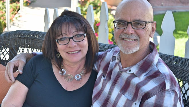 Jim and Xan Hummel purchased their historic home close to the neighborhood where they raised their three kids.