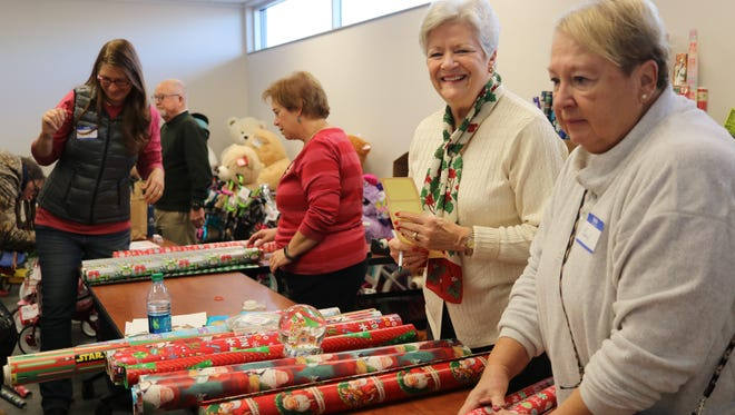 The Salvation Army of Ottawa County helped more than 400 local families last year. Working with other agencies, the Salvation Army is expecting to help 1,200 families this holiday season.
