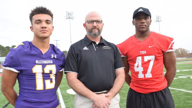 ASH's Michael Orphey was chosen as the MVP; Leesville's Robbie Causey is the Coach of the Year and later became president of an insurance company; and Tioga's Detavius Eldridge is Defensive Player of the Year.