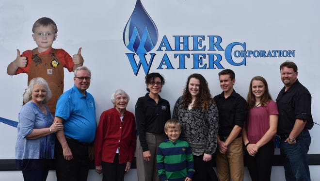 Maher Water Corporation is moving to a new location in Stevens Point in 2018.