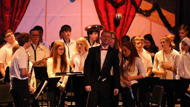 James Mepham, the Great Falls High band director, has been instrumental in re-fueling Teen Panelist Hallie Thompson's love for playing the flute.
