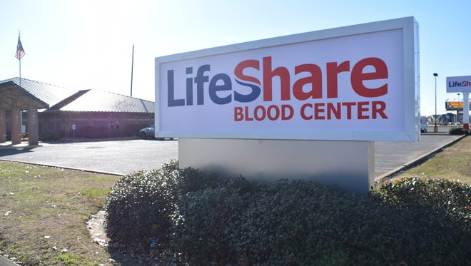 The blood supply in Central Louisiana is at historically low levels, leading to an urgent call for donations.