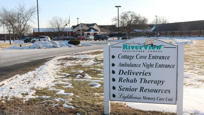 Ottawa County's Riverview Healthcare Campus is undergoing a nearly $10 million renovation and expansion project.