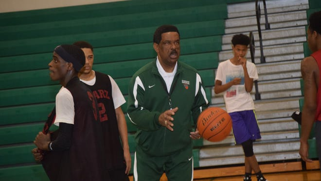 Charles Smith, Peabody Magnet High School basketball head coach, will be going for his 1,000 win this Friday evening against Caldwell Parish High School.