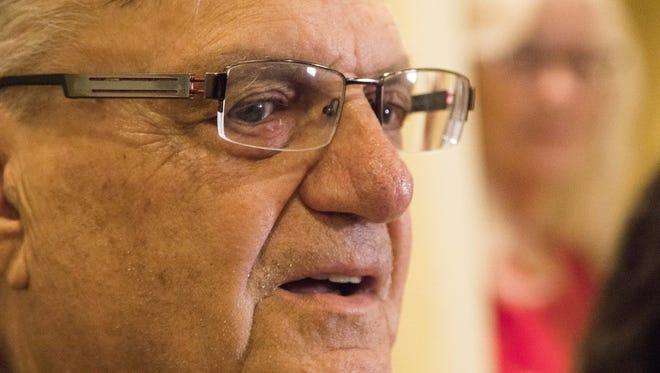 Former Maricopa County Sheriff Joe Arpaio is running for the U.S. Senate.