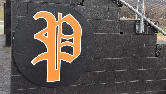 The PHS baseball logo.
