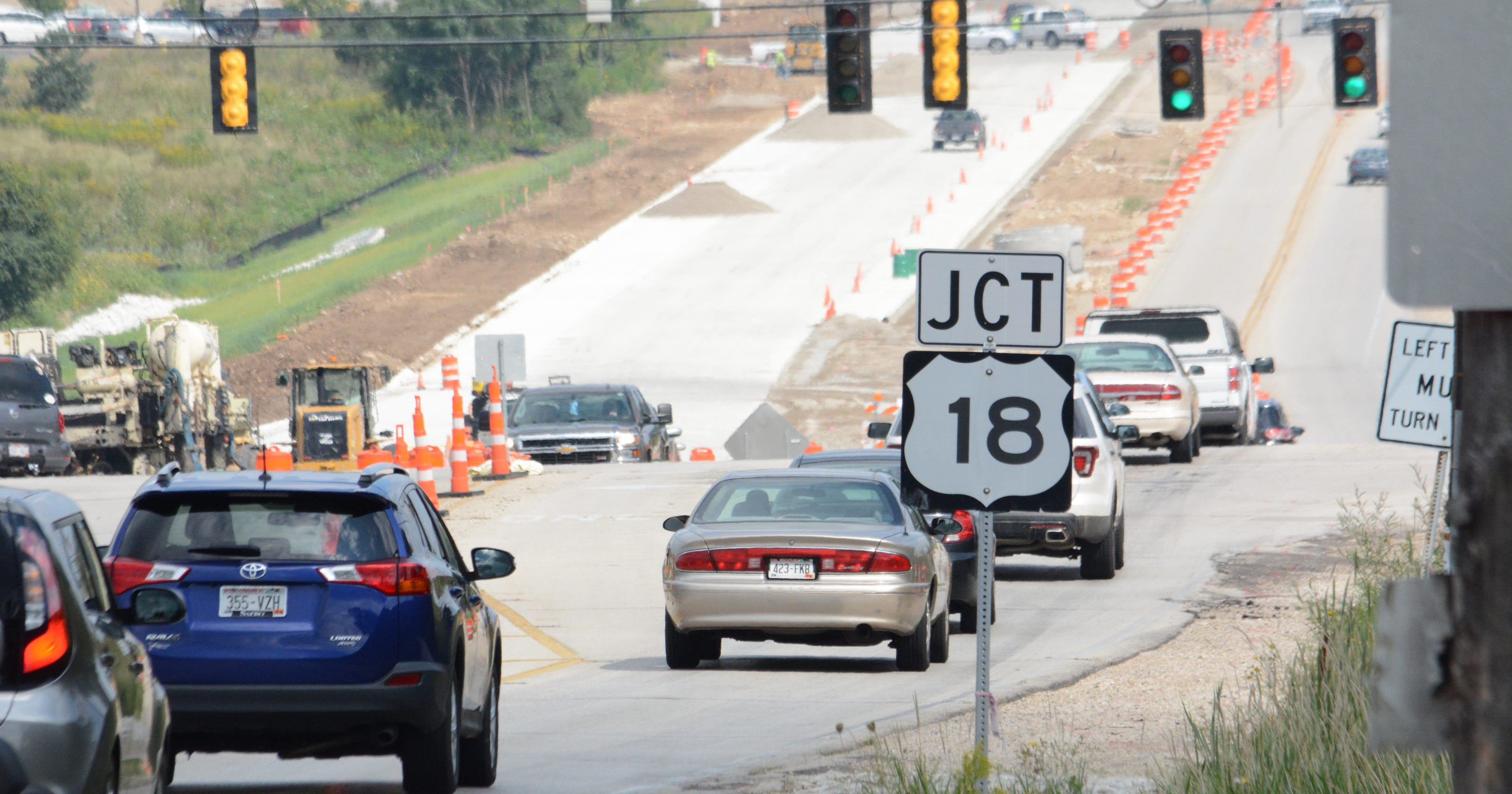 West Waukesha Bypass project to be complete by fall 2019, DOT says