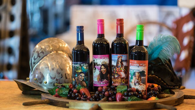 Downtown Pensacola's only winery is opening Saturday, April 21, 2018, on East Gonzalez Street in downtown Pensacola, and it will serve as much more than just a winery.