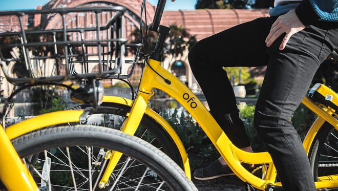 Camden, New Jersey recently approved a bike-sharing demonstration and feasibility study. (File photo)