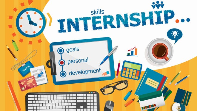 Internships are invaluable as they often transfer into full time careers upon graduation.