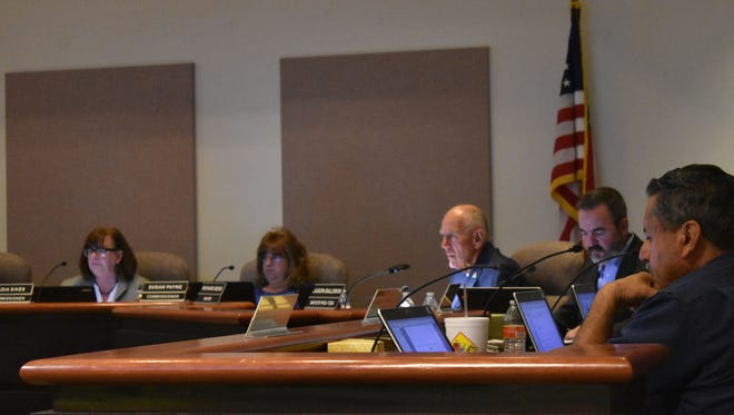 Alamogordo City Commissioners disagreed over including a fee for beekeeping in the city's ordinance.