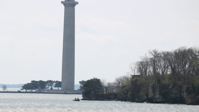 After being closed for $2.4 million in repairs throughout 2017, the Perry's Victory and International Peace Memorial at Put-in-Bay reopens to the public on Saturday.