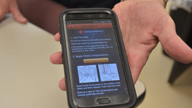 Escambia County EMS has launched an app that allows those nearby a cardiac emergency to help with CPR.