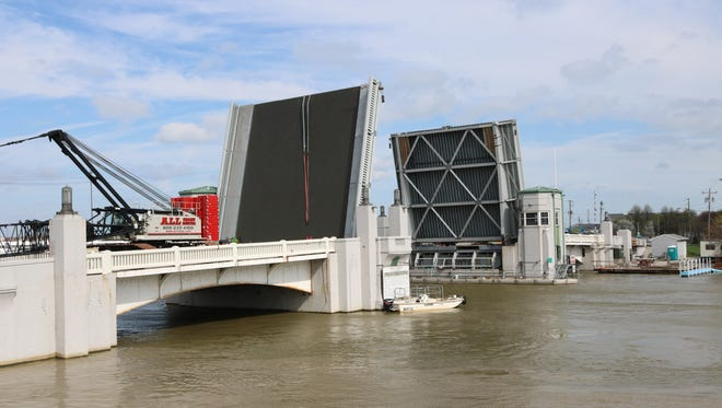The long awaited reopening of the Port Clinton Lift Bridge has been rescheduled for the weekend before July 4.