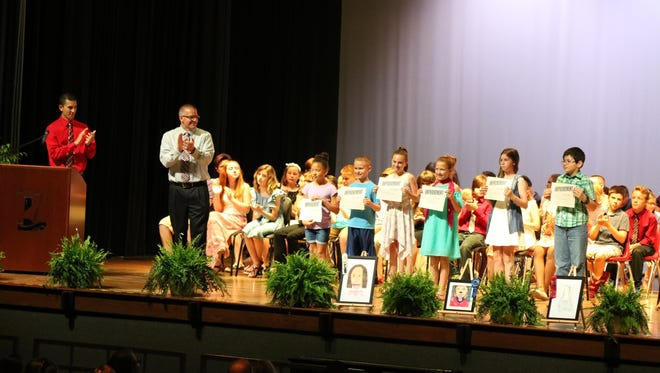 "One of the most important awards handed out at Bataan Memorial Intermediate School's awards ceremony Wednesday was to the ""Most Improved"" students."