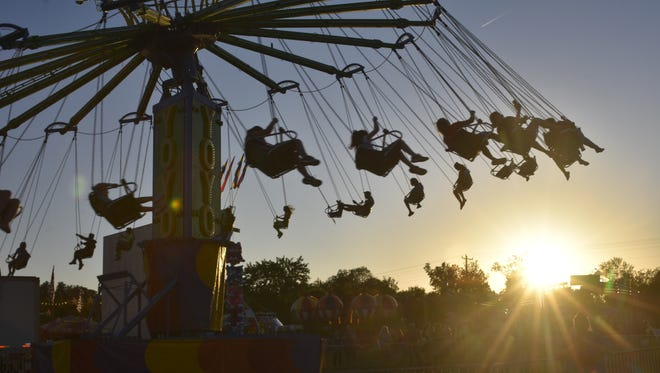 Ashland City Summerfest kicked off Tuesday, June 5. The annual event offers live music, rides, games, food and more. Summerfest is held in Riverbluff Park every evening from 6 p.m. to 10 p.m. through June 9.