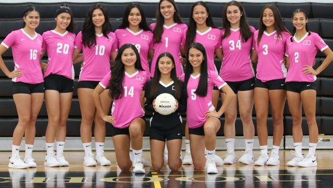 Team Haggan Nexgen is the most experienced of the four teams from Guam headed to the SCVA Summer Soiree in Anaheim at the end of the month. They are coached by Art Stanley.