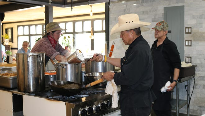 In May 2018, Springfield restaurateur Tong Trithara prepared food at the Baker Creek Heirloom Seed Co. restaurant near Mansfield. Proceeds from restaurant sales during Baker Creek's Spring Planting Festival benefited Thailand Little Ones, a charity Trithara founded in 2015.