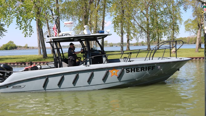 Two men drown on Wednesday in unrelated incidents at Marblehead and South Bass Island.