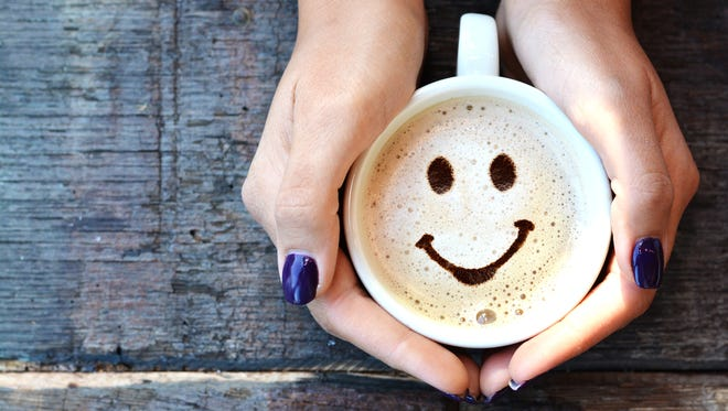 A new study suggests coffee can be part of a healthy diet.