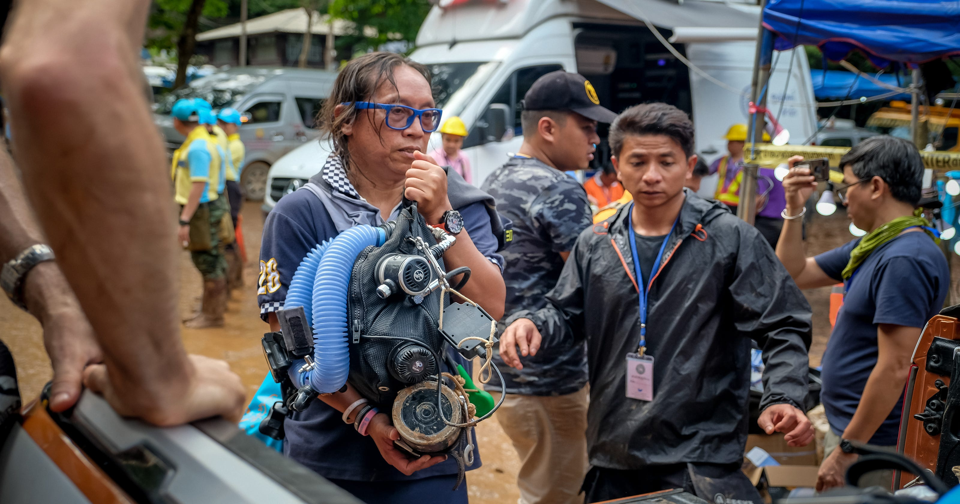 Thailand cave rescue: Huge obstacles ahead to free youth ...