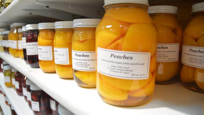 Pennsylvania Dutch Farmers' Market in Princeton