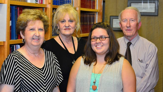 Brenda Dotson, Sybil Sahuque, Mary Mullen